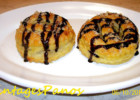 Σφολιατάκια με πραλίνα φουντουκιού. (Σοκολατοπιτάκια), από τον Παναγιώτη Θεοδωρίτση και τις Συνταγές Πάνος!