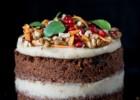 Φθινοπωρινό κέικ καρότου, από το Γλυκοπλαστείο Νεανικόν και το neanikon.gr!