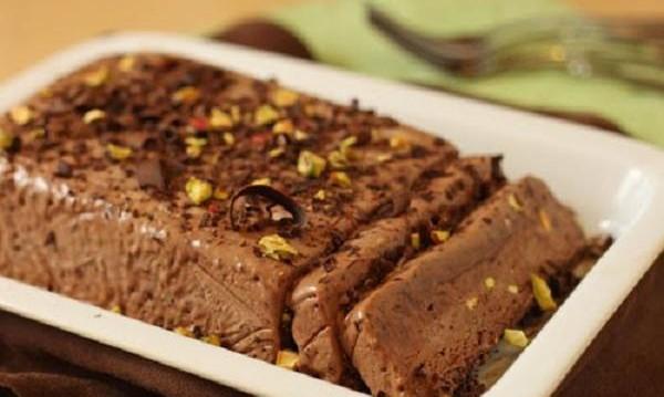 Σεμιφρέντο σοκολάτας με νουτέλα, από το sintayes.gr!