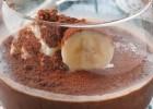 Πανακότα με πραλίνα φουντουκιού και μπανάνα από την Μυρσίνη Λαμπράκη και το mirsini.gr!