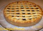 Πάστα φλώρα με σπιτική μαρμελάδα, φρούτα του δάσους, από τον Παναγιώτη Θεοδωρίτση και τις «Συνταγές Πάνος»!