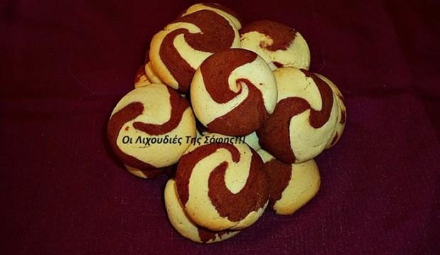 Σαλιγκαρένια κούκις νηστίσιμα, από την Σόφη Τσιώπου και τις Λιχουδιές της Σόφης!