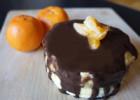 Εύκολα τουρτάκια με κρέμα μανταρίνι με γλάσο σοκολάτας ΙΟΝ,  από τον  chef Αντώνη Γιαννακάρη και το ionsweets.gr!