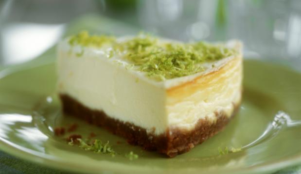 Ψημένο cheesecake με λευκή σοκολάτα,  από το icookgreek.com!