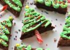 Πως να φτιάξετε υπέροχα Χριστουγεννιάτικα Δεντράκια από Brownie, από το mygreekproduct.com!