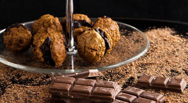 Καρυδάτα με σοκολάτα,  από την Μυρσίνη Λαμπράκη και το mirsini.gr!