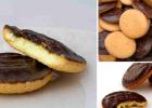 Πώς να φτιάξετε τα γνωστά σε όλους μπισκοτο-κεκάκια με πορτοκάλι και σοκολάτα (Jaffa cakes), από το toftiaxa.gr!