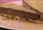 Τούρτα σοκολάτα με μελομακάρονα, από τον Στέλιο Παρλιάρο!