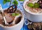 Μούς γιαουρτιού με σκόνη σοκολάτας, από την Nestlé και το nestlenoiazomai.gr!