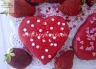 Brownies καρδιές με διπλή σοκολάτα, από την αγαπημένη Ρένα Κώστογλου και το Koykoycook.gr!