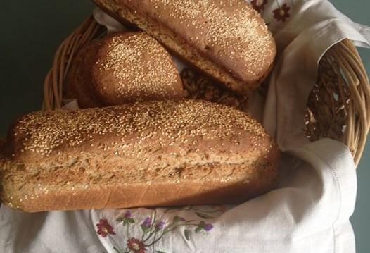 Συνταγή για ψωμί – Homemade Bread Recipe, by Nutrition Consultant Georgia Sfyri and hellenicrecipes.blogspot.gr!