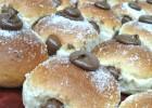 Υπέροχα Nucrema buns (ψωμάκια με Nucrema), από τον Βαλάντη Γραβάνη και το ionsweets.gr!