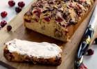Ψωμί με cranberries και ξηρούς καρπούς, από το cookbox!