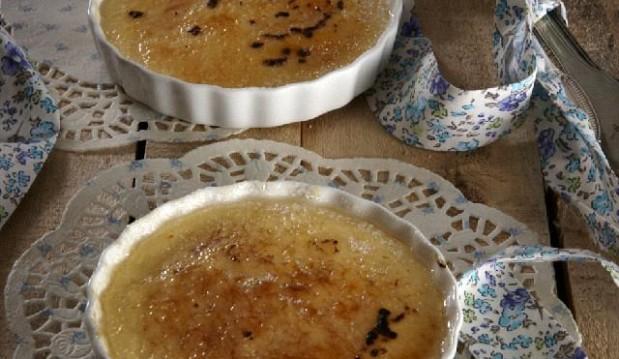 Κρέμα καταλάνα με άρωμα πορτοκάλι, από την Ιωάννα Σταμούλου και το Sweetly!