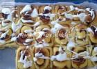 Απίθανα Ρολάκια κανέλλας  με γλάσο κρέμας τυριού (CINNAMON ROLLS),  από την Ρένα Κώστογλου και το koykoycook.gr