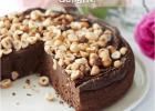 Τάρτα σοκολάτας & φουντουκιού με γκανάζ πραλίνας & μελιού – με SUGAVIDA, από την  SugaVida Greece!