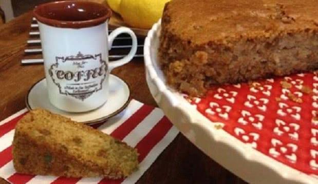 Νηστίσιμο κέικ με λεμονάδα αναψυκτικό και κόντιτα λεμονιού, από την Μπέττυ μας και το «Taste of life by Betty»!