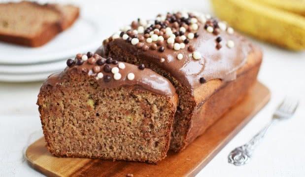 Νηστίσιμο κέικ μπανάνας με παπαρουνόσπορο και ταχίνι κακάο – Vegan Banana Poppy Seed Cocoa Tahini Cake, by Gabriel Nikolaidis and the Cool Artisan!