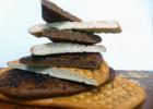 Λαγάνα άσπρη και λαγάνα με κακάο  και σοκολάτα ΙΟΝ, από τον Μιχάλη Σαράβα και το ionsweets.gr!