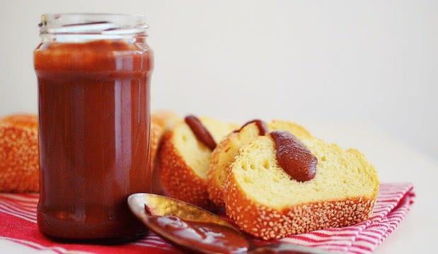 Μερέντα με ταχίνι- Tahini chocolate spread Recipe, by Gabriel Nikolaidis and the Cool Artisan!