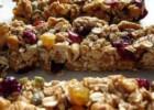 Σπιτικές μπάρες δημητριακών, από το  «Η τροφή μας το φάρμακό μας»!