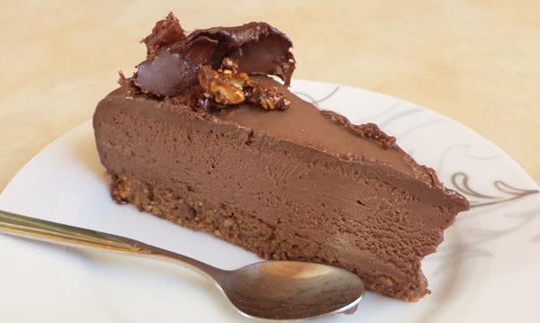 Τούρτα σοκολατίνα, από τον Dim και το  Chefoulis.gr!