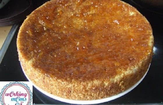 Νηστίσιμο Κέικ ινδοκάρυδο χωρίς λάδι, από την Αντριάννα και το Workingmoms.gr!