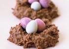 """Πανεύκολες πασχαλινές σοκολατένιες """"φωλιές μόνο με 4 υλικά, από το sintayes.gr!"""