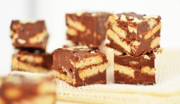 Μπισκοτόγλυκο με 3 υλικά – 3 Ingredients-biscuit treat,  by Gabriel Nikolaidis and the Cool Artisan!