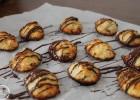 Macaroons καρύδας με σοκολάτα, ΧΩΡΙΣ ΓΛΟΥΤΕΝΗ, από την Κατερίνα και το «Ζουμ στη κανέλα»!