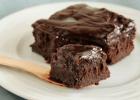 Υγρό κέικ σοκολάτας με γάλα καρύδας, από το sintayes.gr!