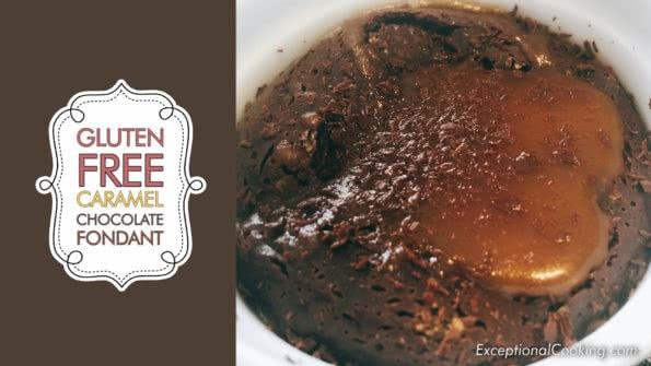 Φοντάν Σοκολάτας Χωρίς Γλουτένη (+VIDEO) – No Flour | Gluten Free Chocolate Fondant (+VIDEO) by George Lyronis and the Exceptional Cooking!