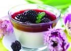 Πανακότα με Morfat Creamy, από το morfat.gr!