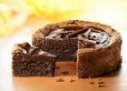 Κέικ Σουφλέ σοκολάτας με επικάλυψη από γκανάζ σοκολάτας, από το vitam.gr!