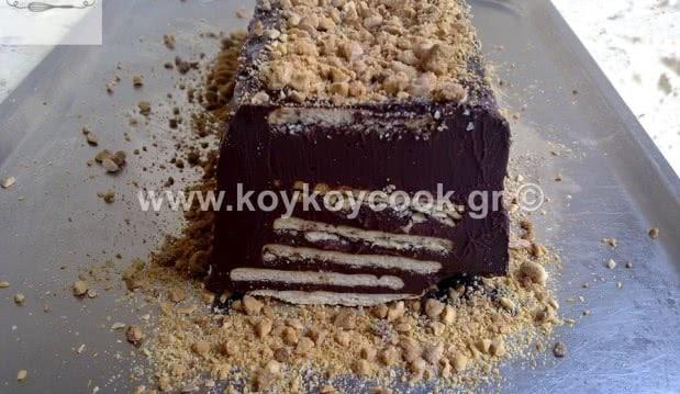 Απίθανος, πανεύκολος κορμός ΜΟΝΟ ΜΕ 3 ΥΛΙΚΑ, από την αγαπημένη Ρένα Κώστογλου και το koykoycook.gr!
