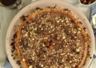 Νηστίσιμη σοκολατένια τάρτα φουντουκιού – Vegan chocolate hazelnut tart by the Veggie sisters!