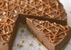 Τάρτα σοκολάτας με αλατισμένη καραμέλα, από το sintayes.gr!