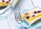 Μαμαδίστικο cheesecake ταψιού με ζελέ ανανά, από την Μυρσίνη Λαμπράκη και το mirsini.gr!