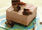 Παγωμένο σοκολατένιο γλύκισμα με ζαχαρούχο γάλα χωρίς ψήσιμο, από το sintayes.gr!