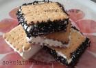 Πανεύκολα sandwiches παγωτού, από το sokolatomania.gr!