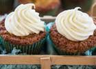 Τα Cupcakes της χαράς με ανανά και καρότο, από την Μαριλού Παντάκη και το madameginger.com!