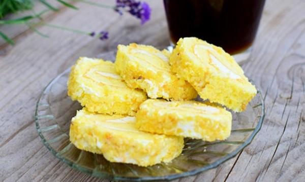 Κορμός λεμονιού, από την Εύα και  το Chefoulis.gr!