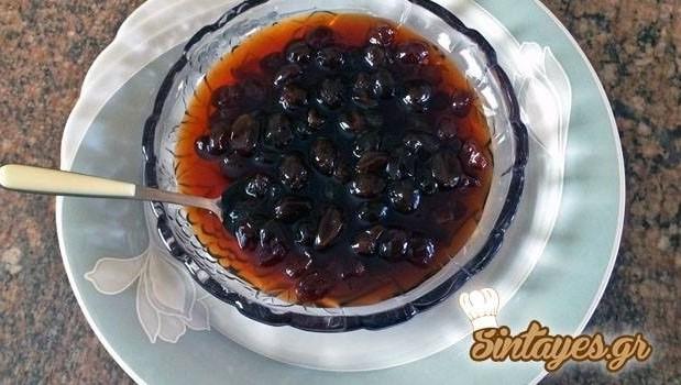 Γλυκό κουταλιού σταφύλι, από το sintayes.gr!