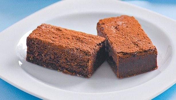 Σοκολατόπιτα με ινδοκάρυδο, από το sintayes.gr!