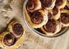 Σφολιατίνια με σοκολάτα, από την Μυρσίνη Λαμπράκη και το mirsini.gr!