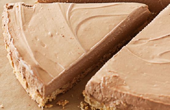 Πανεύκολο cheesecake ψυγείου με Νουτέλα, από το sintayes.gr!