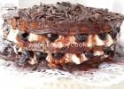 Black forest chocolate naked cake, από την αγαπημένη Ρένα Κώστογλου και το Koykoycook!
