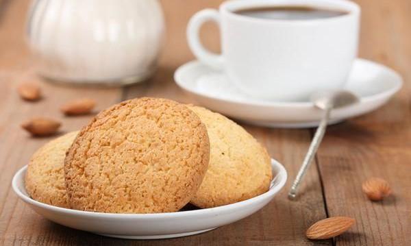 Cookies πικραμύγδαλο, από τον Dim και το Chefoulis.gr!