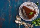 Σοκολατόπιτα με γκανάζ σοκολάτας, από τον Πέτρο Συρίγο και το petros-syrigos.com!