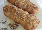 Τσουρέκια νηστίσιμα από τον Λευτέρη και την Δήμητρα του foodstastes.gr!